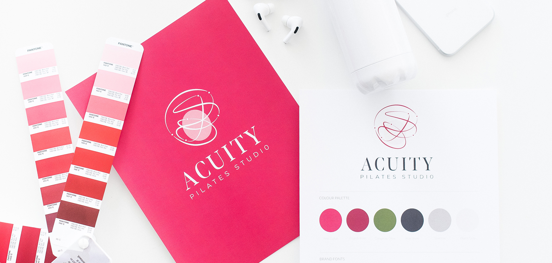 Acuity brand guideline - White Canvas Design